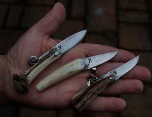 couteaux piémontais miniature