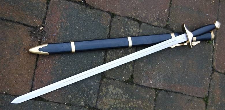Epée chinoise pour le taichi