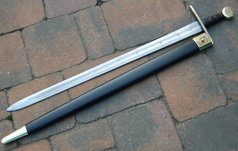 épée forgé