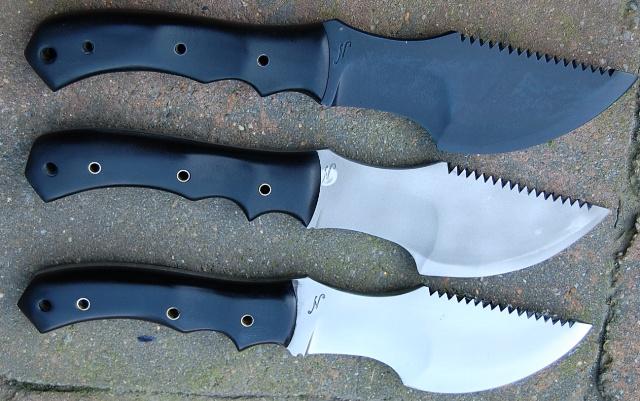 tracker, couteau de survie