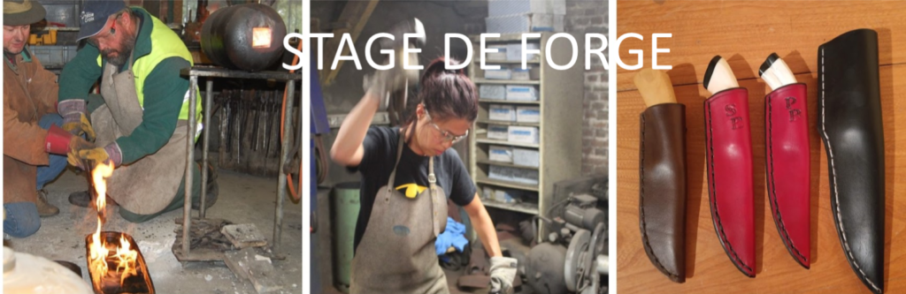 STAGE DE FORGE