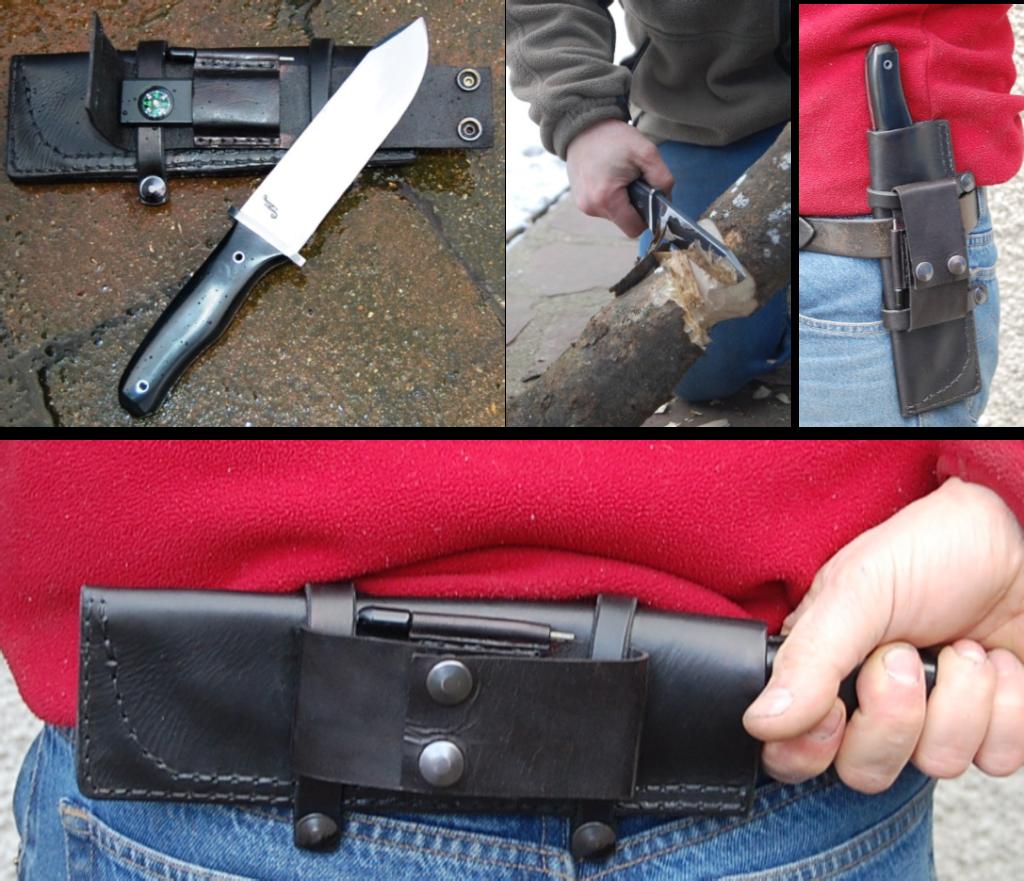 couteau de survie-bushcraft