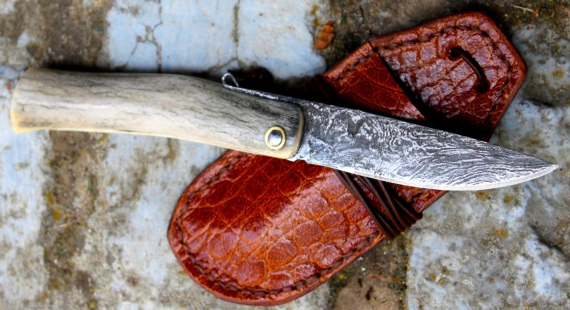 Couteau pliant piémontais