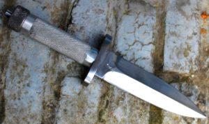 survival, survival dagger, dague forgée, dague